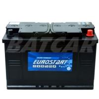 Eurostart HD 120Ah 760A/EN | NKW Batterie Traktor