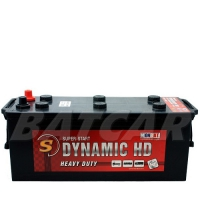 Dynamic HD 12V 140Ah 980A/EN NKW Batterie