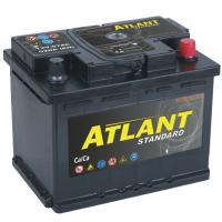 Atlant Standard 12V 57Ah 520A/EN +Pol rechts