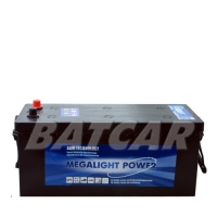 Megalight Power AGM Batterie 12V 180Ah