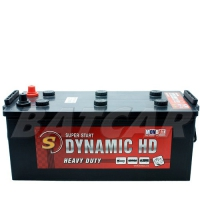 Dynamic HD 12V 180Ah 1200A/EN NKW Batterie