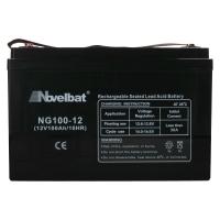 Gel Batterie 12V 100Ah Novelbat NG100-12 Deep Cycle GEL Rollstuhl, Elektromobile