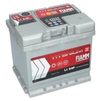 Starterbatterie 54Ah 520A/EN Fiamm Titanium PRO  L1 54P