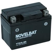Novelbat AGM 12V 3Ah 50A/EN +R YTX4L-BS