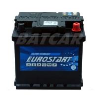 Eurostart 12V 50Ah 470 A/EN +Pol rechts