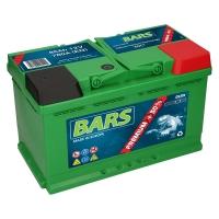 Bars Premium 12V 85Ah 780A/EN +Pol rechts BG85W