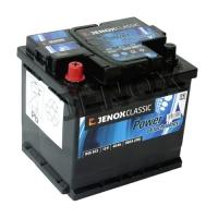 Jenox Classic 12V 45Ah 360A/EN +Pol links