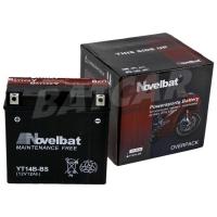 Novelbat AGM 12V 12Ah 135A/EN +L YT14B-BS