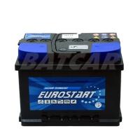 Eurostart 12V 62Ah 620 A/EN +Pol rechts