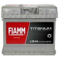 Fiamm Titanium 12V 44Ah 420A/EN +Pol rechts