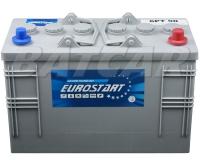 Eurostart 12V 90Ah Traktionsbatterie mit PzS