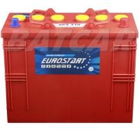 Eurostart 12V 110Ah Traktionsbatterie mit PzS