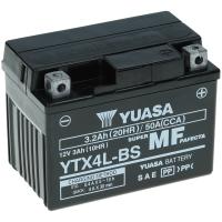 Yuasa AGM 12V 3,2Ah 50A CCA YTX4L-BS