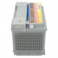 2 x Megalight 12V 75AH AGM Batterie + Verbindungskabel für 24 Volt Außenborder