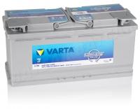 Varta Start-Stop Plus H15 AGM 12V 105Ah 950A/EN +Pol rechts