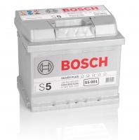 Bosch S5 001 52Ah 520 A/EN  +Pol rechts