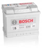 Bosch S5 005 63Ah 610 A/EN  +Pol rechts