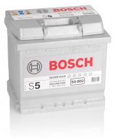 Bosch S5 002 54Ah 530 A/EN  +Pol rechts