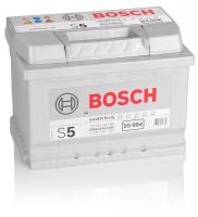 Bosch S5 004 61Ah 600 A/EN  +Pol rechts