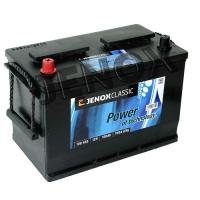 Jenox Classic 12V 100Ah 750A/EN Jap +Pol links
