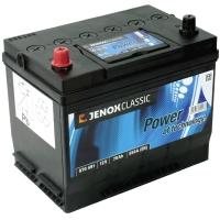 Jenox Classic 12V 70Ah 550A/EN Jap +Pol links