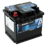 Jenox Classic 12V 36Ah 310A/EN +Pol links