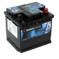 Jenox Classic 12V 36Ah 310A/EN +Pol rechts