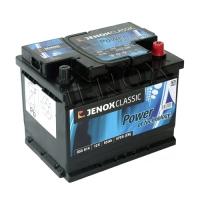 Jenox Classic 12V 55Ah 470A/EN +Pol rechts