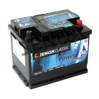 Jenox Classic 12V 62Ah 510A/EN +Pol rechts