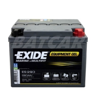 Exide Equipment Gel ES290 25Ah 12V (G25)