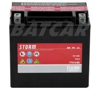 Fiamm FTX14-BS Storm AGM Batterie 12V 12Ah