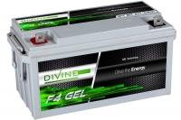 Divine Energy F4 GEL 80Ah 900Wh Flachpol