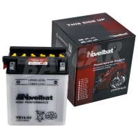 Novelbat 12V 14Ah 160A/EN +R YB14-A2