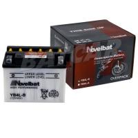 Novelbat 12V 4Ah 50A/EN +R  YB4L-B