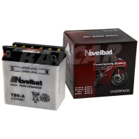 Novelbat 12V 9Ah 130A/EN +L YB9-A