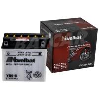 Novelbat 12V 9Ah 90A/EN +L  YB9-B
