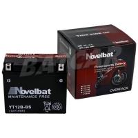 Novelbat AGM 12V 10Ah 110A/EN +L YT12B-BS