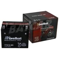 Novelbat AGM 12V 10Ah 180A/EN +L YTX12-BS
