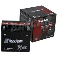Novelbat AGM 12V 12Ah 200A/EN +L YTX14-BS