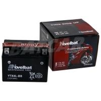 Novelbat AGM 12V 3Ah 40A/EN +R YTX4L-BS