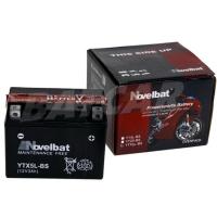 Novelbat AGM 12V 4Ah 55A/EN +R YTX5L-BS