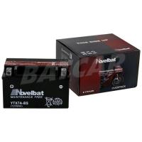 Novelbat AGM 12V 6Ah 85A/EN +L YTX7A-BS