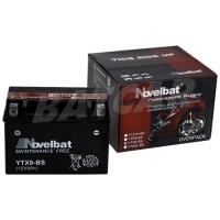 Novelbat AGM 12V 8Ah 90A/EN +L YTX9-BS