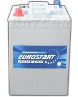 Eurostart 6V 220Ah Traktionsbatterie mit PzS