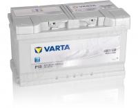 Varta Silver Dynamic F18 85Ah 800A/EN +Pol rechts