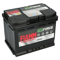 Fiamm Eco Force AGM VR680 12V 60Ah 680A/EN +Pol Rechts Start / Stopp