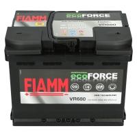 Fiamm Eco Force AGM VR680 12V 60Ah 680A/EN +Pol Rechts Start / Stopp