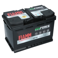 Fiamm Eco Force AGM VR760 12V 70Ah 760A/EN +Pol Rechts Start / Stopp