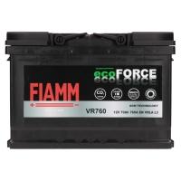 Fiamm Eco Force AGM VR760 12V 70Ah 760A/EN +Pol Rechts Start / Stopp