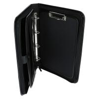 LKW-Fahrer Schreibmappe Größe CMR-Frachtbrief-mäßig Schreibmappe Schwarz Edle Ausführung NEU TCMR04169